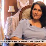"""Info Shqip: Me ngjyra të gjalla dhe modele të veçanta, lansohet linja e re e MHK Fashion në """"Modë"""" me Renatën"""