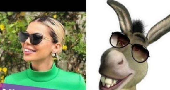 Info Shqip: E krahasojnë me gomarin e Shrek, reagon vrullshëm Luana Vjollca, ja përgjigjja që kthen (FOTO)