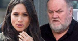 Info Shqip: Flet babai i Meghan ja çfarë i tha Harry-t kur i kërkoi dorën e vajzës
