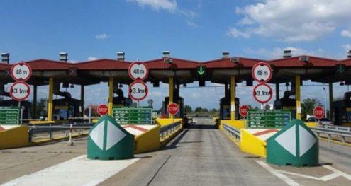 Info Shqip: Maqedoni, ndryshon mënyra e pagesave në autostradë, ja si do paguhet së shpejti në 'patarina'
