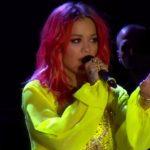 Info Shqip: Rita Ora e mahnitur me këngën e Taynas dhe Dafina Zeqirit