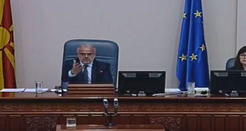 Info Shqip: Paditet në prokurori Talat Xhaferi, e padit VMRO-DPMNE ja përse