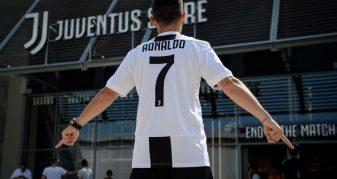 Info Shqip: Vetëm 3 ditë pas zyrtarizimit të Ronaldo-s Juventus fiton mbi 30 milionë euro