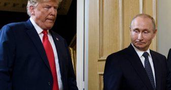 Info Shqip: Putin: Forca të caktuara dëshiruan që ta shuajnë suksesin e takimit me Tramp, por përmirësimi i mardhënieve tashmë ka nisur