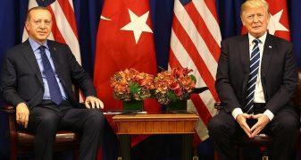 Info Shqip: Presidenti Erdogan zhvillon bisedë telefonike me Trumpin