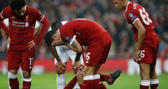 Info Shqip: E tmerrshme, ylli i Liverpoolit e humbi komplet sezonin e ri për shkak të lëndimit që e pësoi në Champions