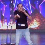 Info Shqip: Performanca e djaloshit nga Palestina që tregon krimet që i'u bëhen palestinezëve përlot gjithë sallën