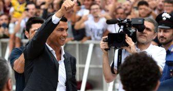 Info Shqip: Dita e Christianos, portugezi prezantohet sot te Juventusi