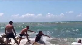Info Shqip: Si t'i shpëtoni mbytjes nga rrymat nënujore