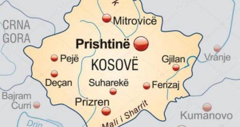 Info Shqip: Gazeta zvicerane për ndarjen: Kosovës t'i jepet Presheva me rrethinë, Serbisë pjesa veriore