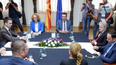 Info Shqip: Liderët e Maqedonisë nuk arritën marrëveshje, ja kur do mbahet takimi i rradhës