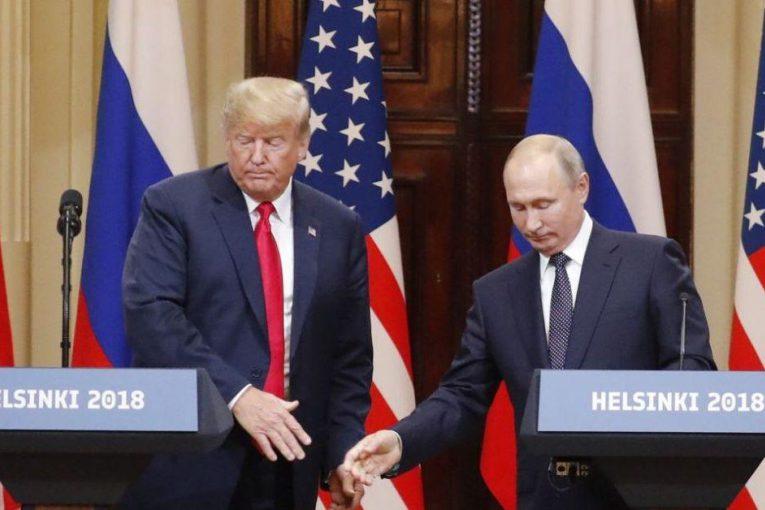 A i a bëri Trump dhuratë Putinit Malin e Zi