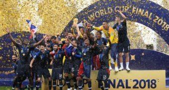 Info Shqip: Kjo është vlera që lojtarët dhe Federata e Francës ka fituar nga triumfi në Botëror, edhe Kroacia nuk mbetet pas