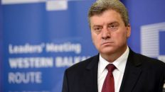 Info Shqip: Ivanov: Nuk frikësohem dhe as turpërohem ta them se jam nga 'Republika e Maqedonisë'
