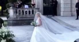 Info Shqip: Ja pse askush nuk e shoqëroi në altar Sara Hoxhën