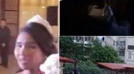 Info Shqip: Tmerruese, ceremonia martesore shkatërrohet nga tajfuni (VIDEO)