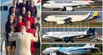 """Info Shqip: E vërteta tronditëse e aeroplanit """"Air Albania"""" që Rama e përdor si Charter personal, ka ndëruar 5 herë lëkurën (FOTO)"""