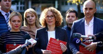 Info Shqip: Shekerinska: Miqtë na hapën derën, është e jona se a do ta kalojmë pragun