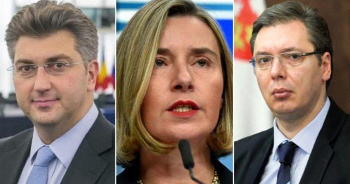 Serbia në panik  ja kush është zëvendësuesi i Mogherinit që i tremb serbët