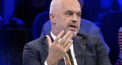 Info Shqip: Përplaset keq Rama me gazetarët: A je në rregull nga trutë? (VIDEO)