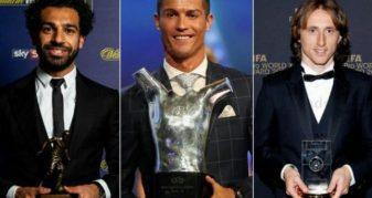 """Info Shqip: Dalin parashikimet e para, ky futbollist do ta rrëmbejë çmimin """"Lojtari i Vitit"""""""