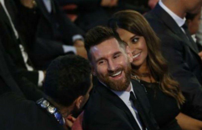 Edhe pse nuk u nominua  Messi shkon në ceremoninë e Topit të Artë