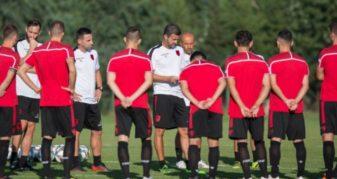 Info Shqip: Panucci sjell dy përforcime të reja në kombëtare