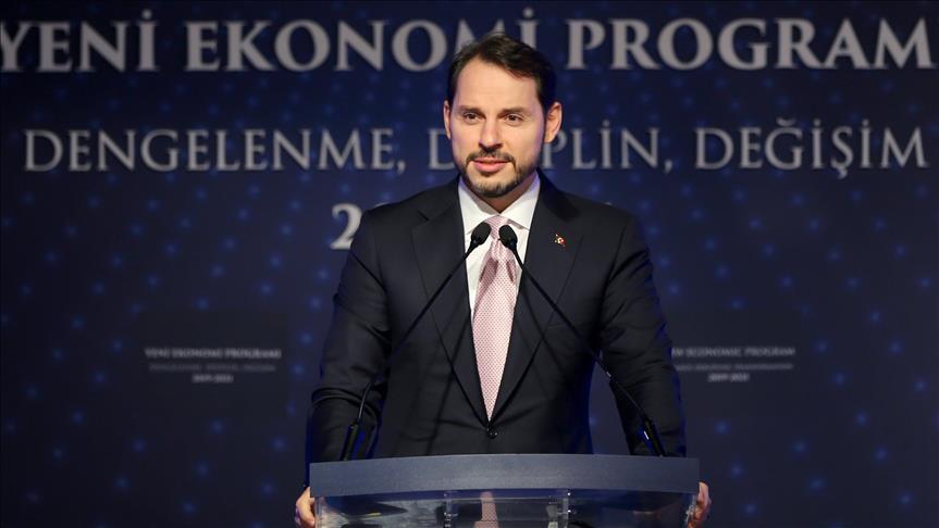 Prezantohet programi i ri ekonomik turk për vitet 2019 2021