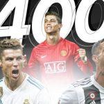 Info Shqip: Ronaldo vazhdon thyejë rekordet në futboll, bëhet lojtari i parë që arrin shifrën e 400 golave në pesë ligat kryesore evropiane