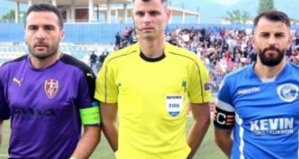 Info Shqip: Arritje e madhe, ky arbitër do drejtojë ndeshje në Europa League
