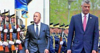 Info Shqip: Kush e bëri ushtrinë? Thaçi e Haradinaj nisin betejën e re (VIDEO)