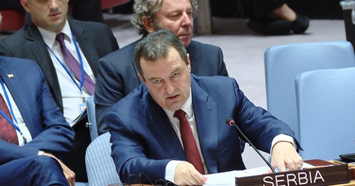Dacic i inatosur zbulon planin e Serbisë për ndalimin e anëtarsimit të Kosovës në Interpol