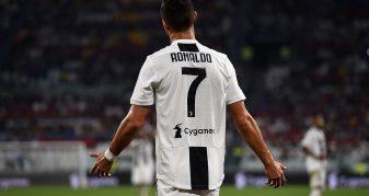 Info Shqip: Cristino Ronaldo nuk do të shkëmbejë asnjëherë fanellën me asnjë lojtar të Romës