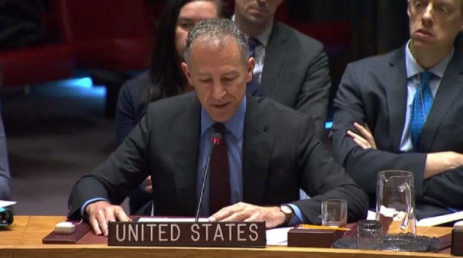 Edhe njëherë SHBA dëshmon që është aleatja e Kosovës  ja kërkesat e saj për shtetet anëtare të OKB së