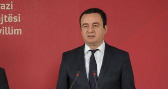 Info Shqip: Paralajmëron Kurti: Nuk ka shkëmbim territoresh pa konflikt, shqiptarët veprojnë si komb e jo si shtet