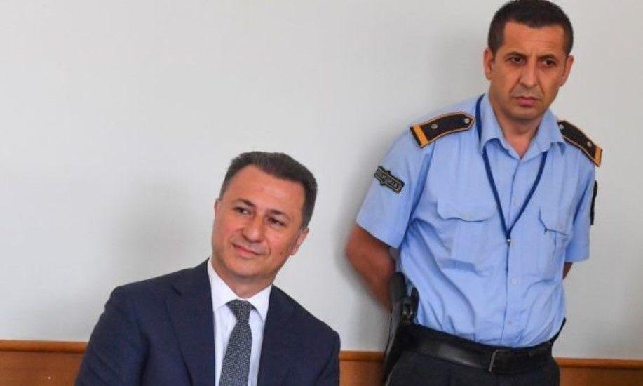 Indeks  Gruevski e kaloj kufirin me fustan të grave