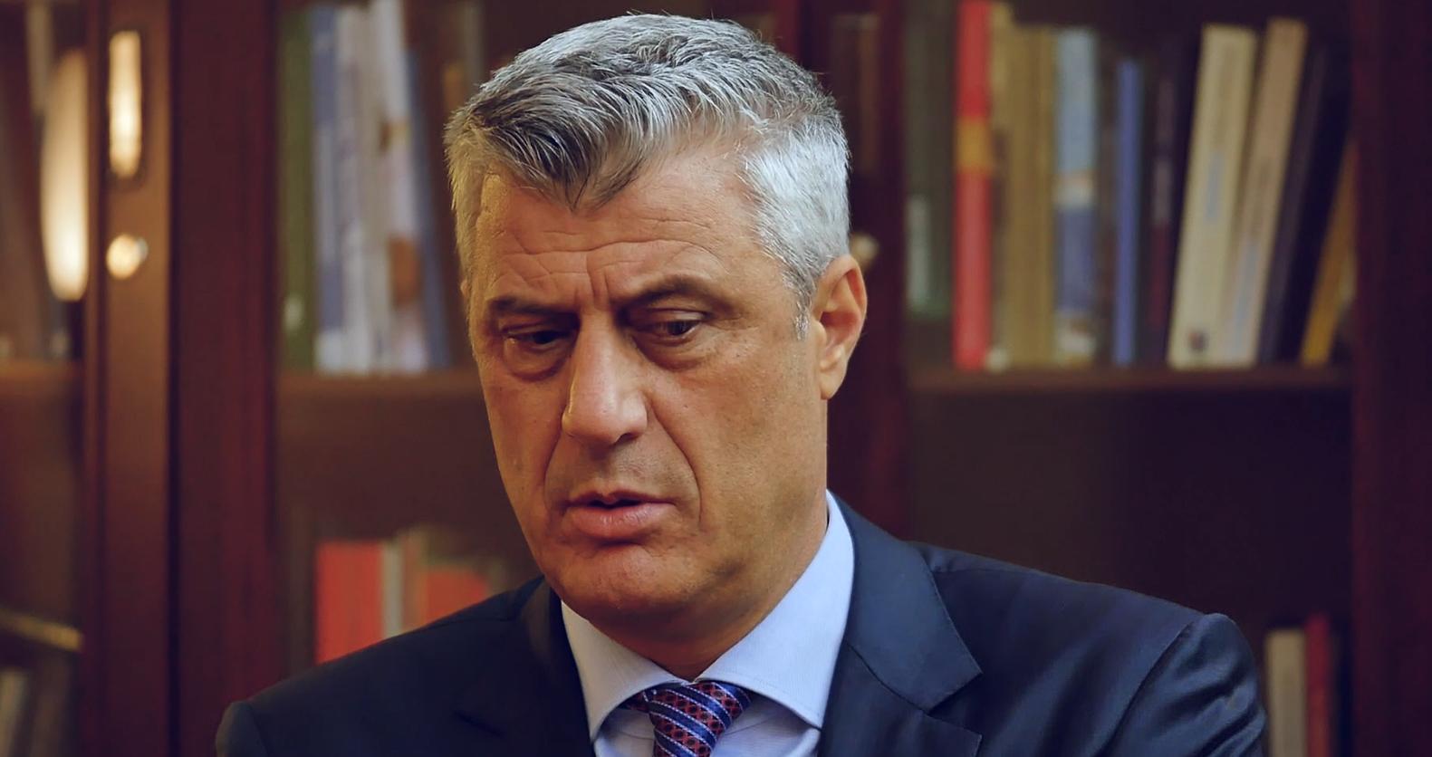 Deklarata e fortë e Thaçit  Sali Berisha argat i Millosheviçit  e ka furnizuar me naftë që të vazhdonte gjenocidin në Kosovë