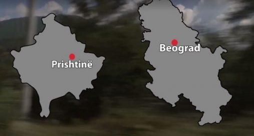 """Info Shqip: """"Serbia po kërkon marrëveshje me Shqipërinë për ndarjen e mundshme të Kosovës"""" (VIDEO)"""