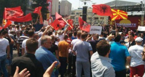 Info Shqip: Studentët shqiptar janë gati të ngrihen edhe në Maqedoni, ja kërkesat e tyre