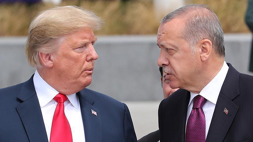 Ja kush do jenë pikat kryesore në takimin Erdogan   Trump