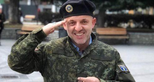 Info Shqip: Me rastin e formimit të ushtrisë Halil Kastrati bën me shtëpi një veteran të UÇK-së