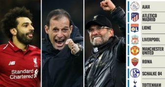 Info Shqip: Rrezik i kuq për Juventusin në raundin e dytë të Champions-it
