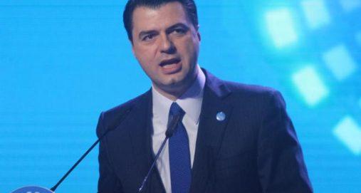 Info Shqip: Basha: Djegim mandatet e dala nga vota e krimit, duam qeveri tranzitore