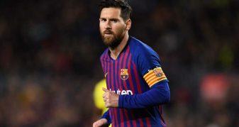 Info Shqip: Messi i jep tre pikë Barcelonës, Valladolid 'rrëzohet' në Camp Nou (VIDEO)