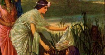 Info Shqip: Tregimi mbi floktaren e vajzës së faraonit dhe durimi e besimi i saj i fortë