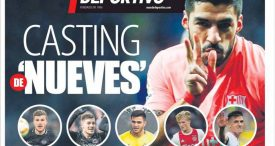 Info Shqip: Barcelona fillon kërkimin për zëvendësuesin e Luis Suárez, ja emrat