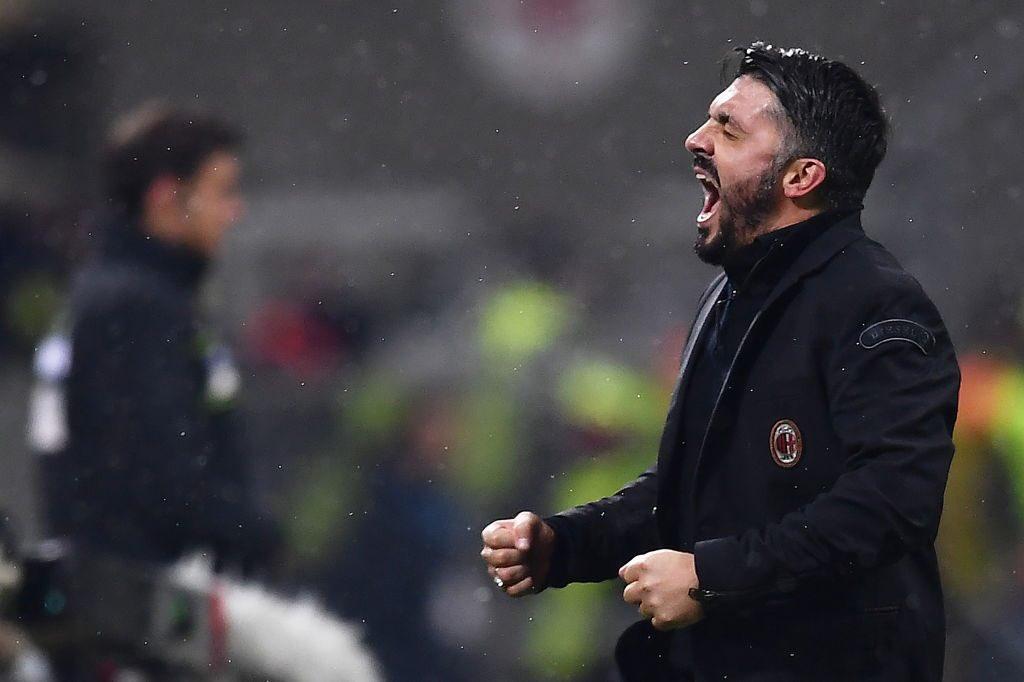Gattuso ndëshkohet me një ndeshje