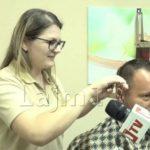 Info Shqip: Shqiptarja nga Maqedonia, berberja më e mirë për meshkuj në Zvicër (VIDEO)