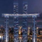 Info Shqip: Përfundon ndërtimi i kryeveprës kineze, ka 8 rrokaqiej 250 metra të lartë (VIDEO)