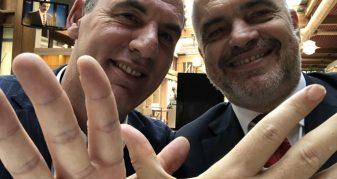Info Shqip: Ja si e uron Edi Rama realizimin e marrëveshjes mes Kosovës dhe Shqipërisë